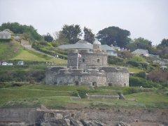 St. Mawes Castle - 28/05/2014