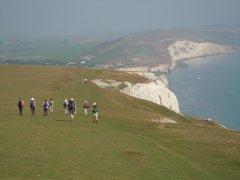 Tennyson Down, Isle Of Wight - 07/09/2014