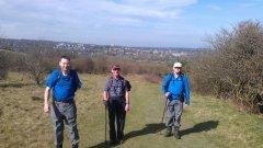Twyford Down, near Winchester - 15/03/2014