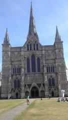 Salisbury Cathedral - 01/09/2013