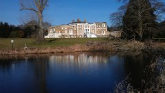 Waverley Abbey House - 08/02/2015